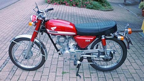 kekurangan dan kelebihan honda cb 100 info sepeda motor