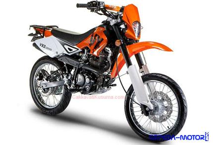 Harga Dan Spesifikasi Trail Murah Viar Trail Vx2 Info Sepeda Motor