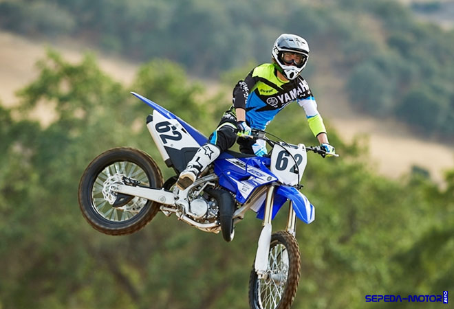 New Yamaha Yz125 Motor Trail Entry Level Berkapasitas 125cc Info