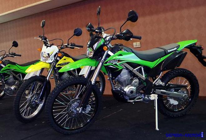 Kawasaki Klx  Mudah
