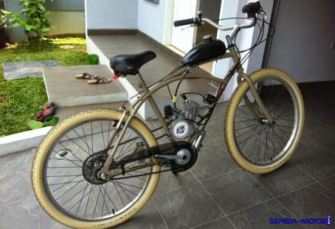 Mesin Bensin Untuk Sepeda Buat Mereka Yang Capek Gowes Info Sepeda Motor