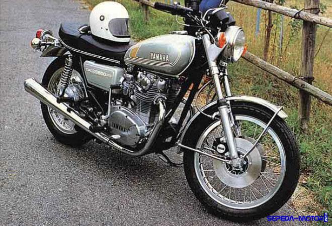 yamaha xs650 motor canggih di kelas paralleltwin era