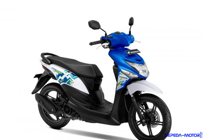 Motor Honda PCX 150 - Exceed Excellence | Honda Cengkareng