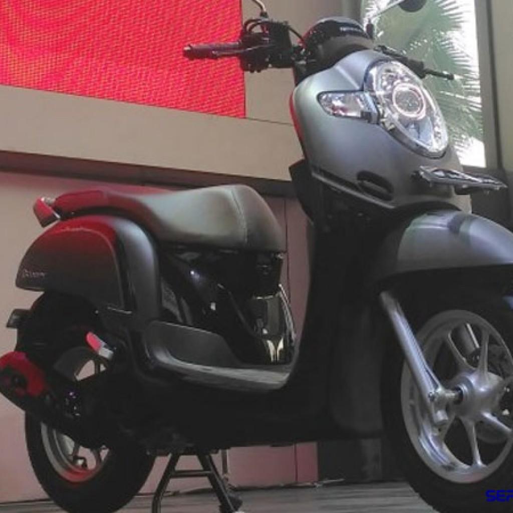 Makin Stylish Sporty New Honda Scoopy Hadir Dengan 8 Warna Baru