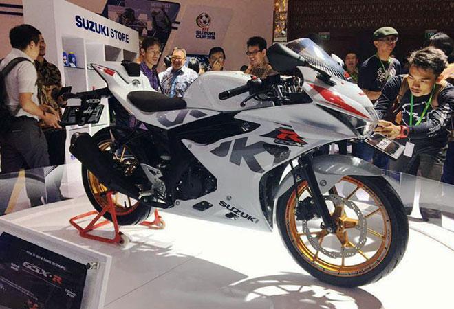 Makin Keren Motor Suzuki Gsx R150 Kini Hadir Dengan 3 Warna Baru