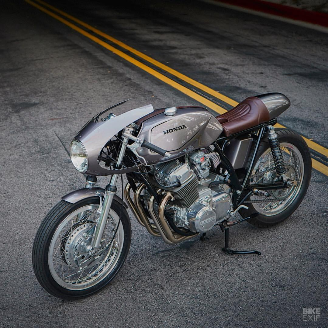 honda,cb750,hondacb,hondacb750,caferacer,caferacergram,caferacerstyle,caferacerculture,custombike,hondacaferacer,RideRed,bikeexif